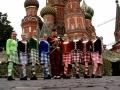 Красная Площадь, фестиваль Спасская Башня.