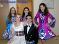 За кулисами с ирландскими танцорами
