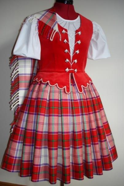 Шотландский Костюм Женский Доставка