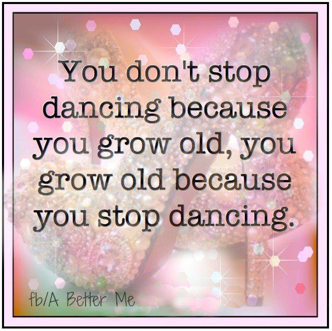 dont stop dancing