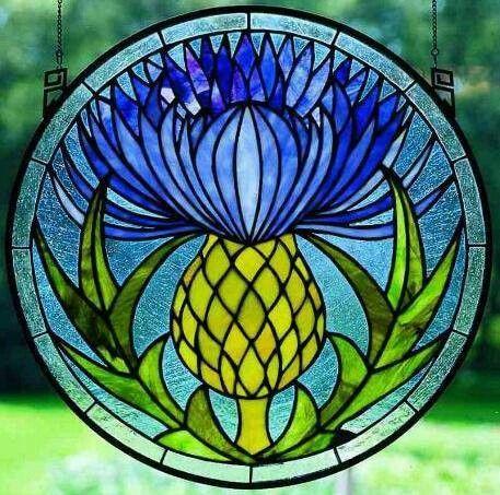 thistle window