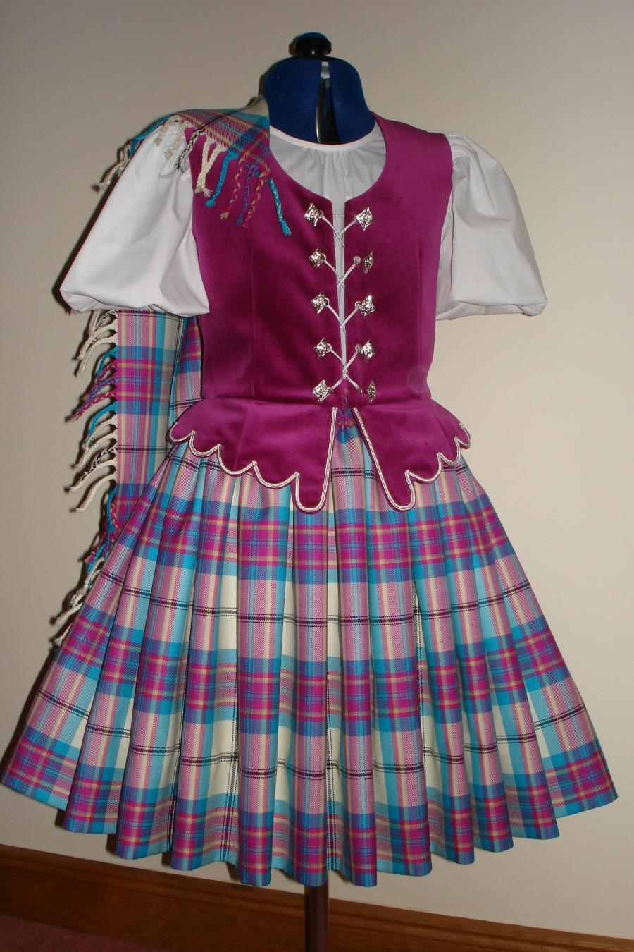 aboyne dress