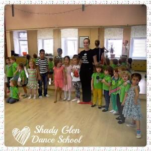 Мастер-класс для детей из Английского детского сада Magic Castle