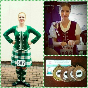 Inverness 2015 Shady Glen Highland Dancers