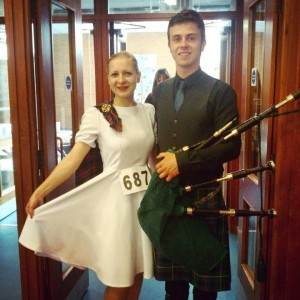 Mary_and_bagpiper