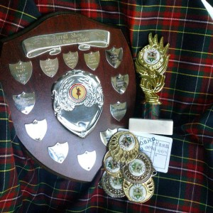 Turriff Show Trophy