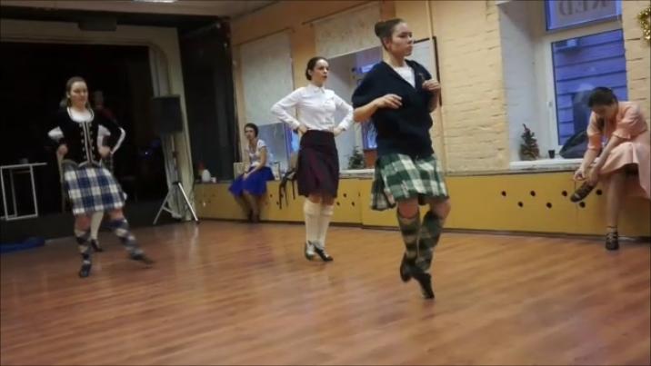 Скрытая камера на танцах